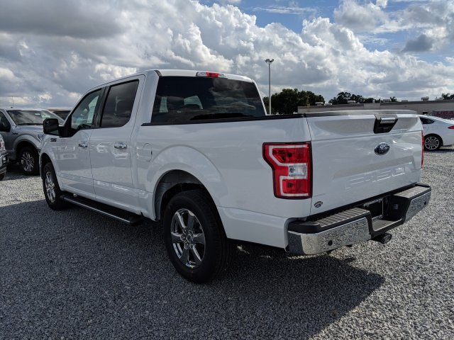2018 F-150 SuperCrew Cab 4x2,  Pickup #J8313 - photo 4