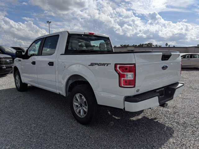 2018 F-150 SuperCrew Cab 4x2,  Pickup #J8314 - photo 4