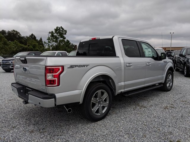 2018 F-150 SuperCrew Cab 4x2,  Pickup #J8353 - photo 2