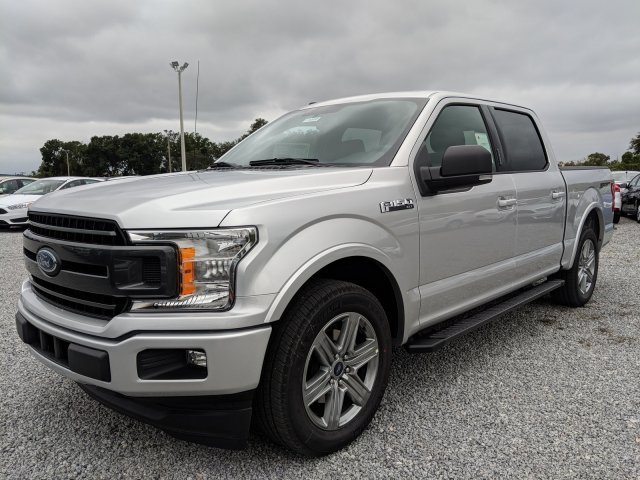 2018 F-150 SuperCrew Cab 4x2,  Pickup #J8353 - photo 5