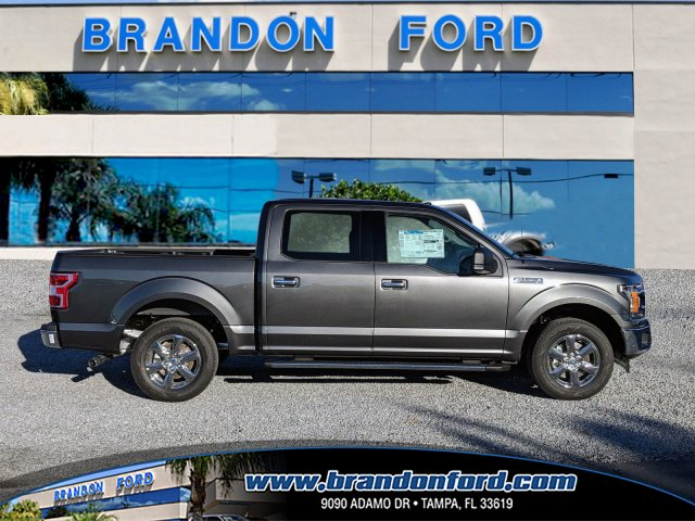 2018 F-150 SuperCrew Cab 4x2,  Pickup #J8365 - photo 1