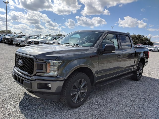 2018 F-150 SuperCrew Cab 4x4,  Pickup #J8373 - photo 5