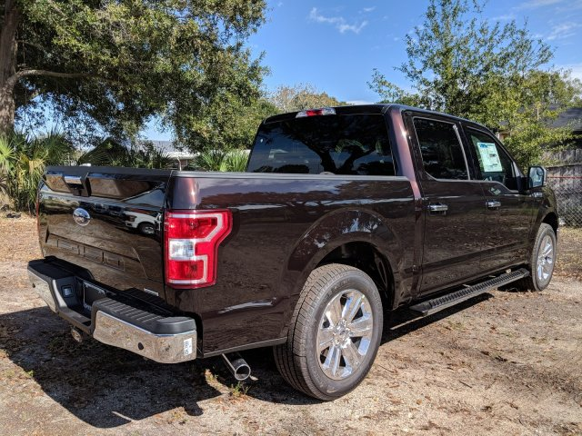 2018 F-150 SuperCrew Cab 4x2,  Pickup #J8381 - photo 2