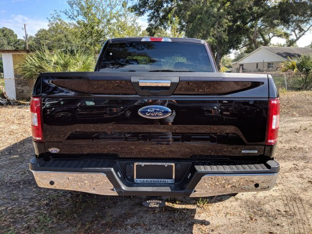 2018 F-150 SuperCrew Cab 4x2,  Pickup #J8381 - photo 3