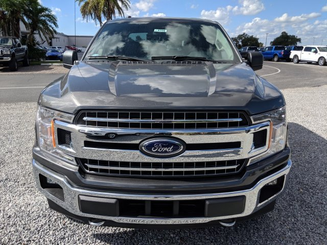 2018 F-150 SuperCrew Cab 4x4,  Pickup #J8390 - photo 6