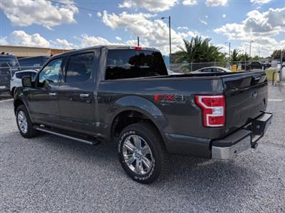 2018 F-150 SuperCrew Cab 4x4,  Pickup #J8390 - photo 4