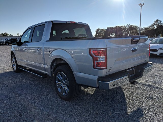 2018 F-150 SuperCrew Cab 4x2,  Pickup #J8392 - photo 4