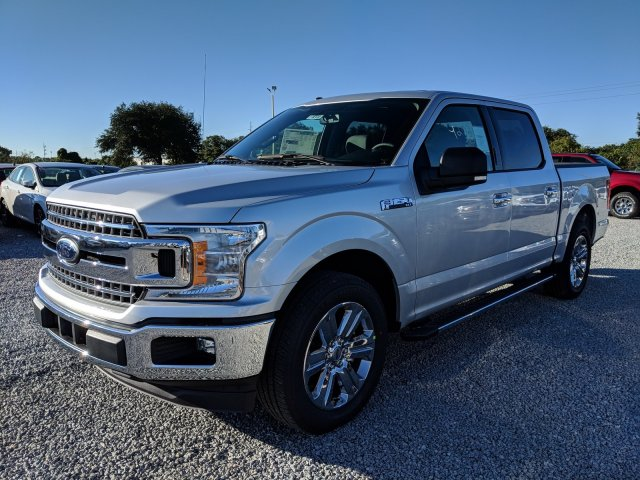 2018 F-150 SuperCrew Cab 4x2,  Pickup #J8392 - photo 5