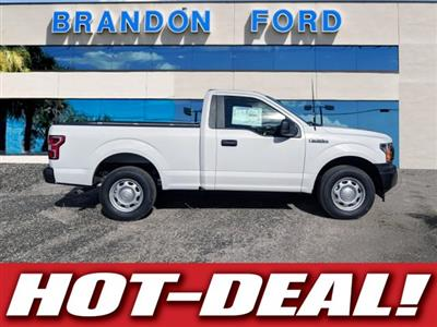 2018 F-150 Regular Cab 4x2,  Pickup #J8394 - photo 1
