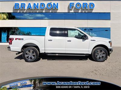 2018 F-150 SuperCrew Cab 4x4,  Pickup #J8438 - photo 1