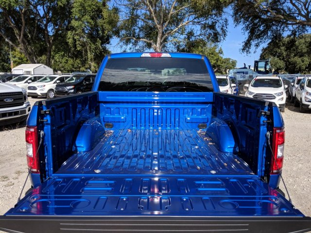 2018 F-150 SuperCrew Cab 4x2,  Pickup #J8442 - photo 10