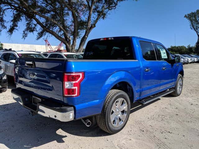 2018 F-150 SuperCrew Cab 4x2,  Pickup #J8442 - photo 2