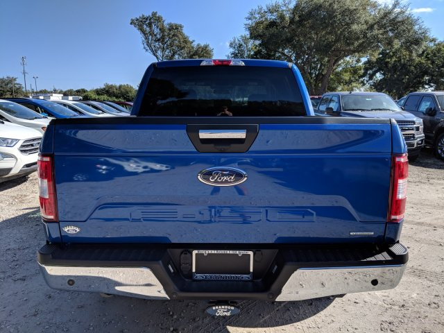 2018 F-150 SuperCrew Cab 4x2,  Pickup #J8442 - photo 3