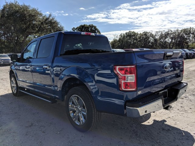 2018 F-150 SuperCrew Cab 4x2,  Pickup #J8442 - photo 4
