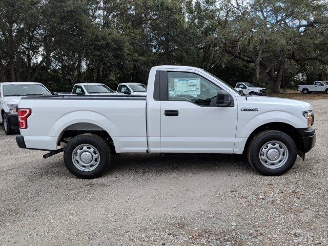 2018 F-150 Regular Cab 4x2,  Pickup #J8476 - photo 3