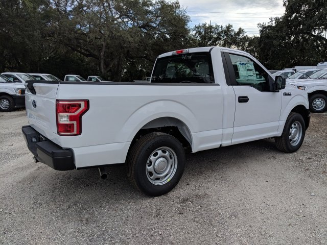 2018 F-150 Regular Cab 4x2,  Pickup #J8476 - photo 2