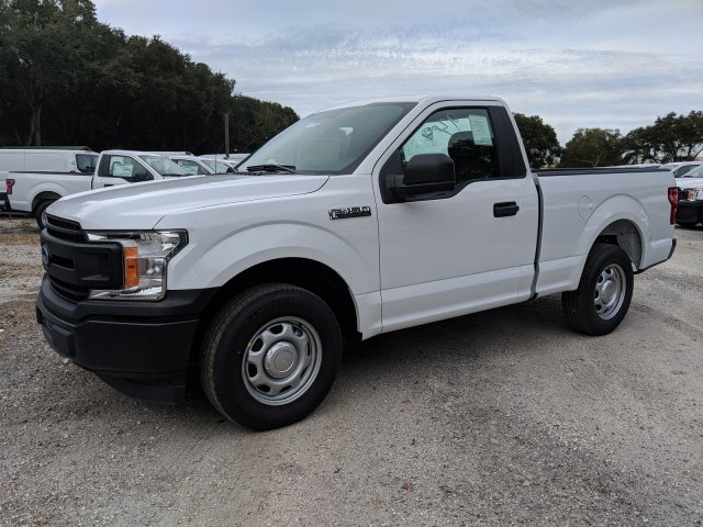 2018 F-150 Regular Cab 4x2,  Pickup #J8476 - photo 6