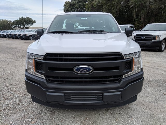 2018 F-150 Regular Cab 4x2,  Pickup #J8476 - photo 7