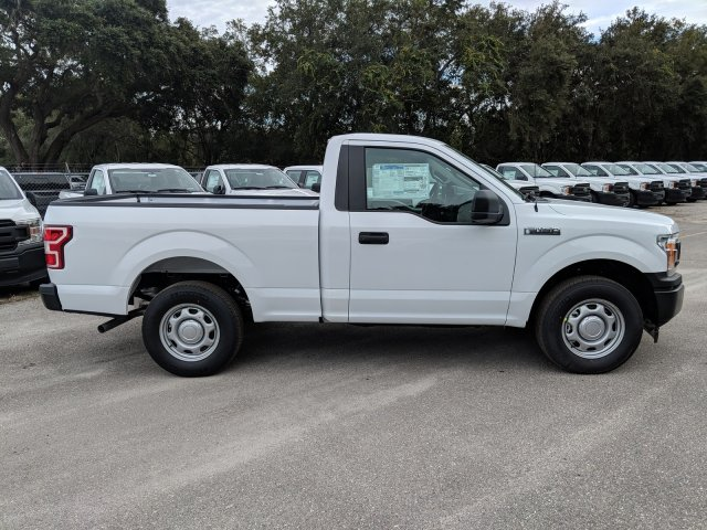2018 F-150 Regular Cab 4x2,  Pickup #J8477 - photo 3