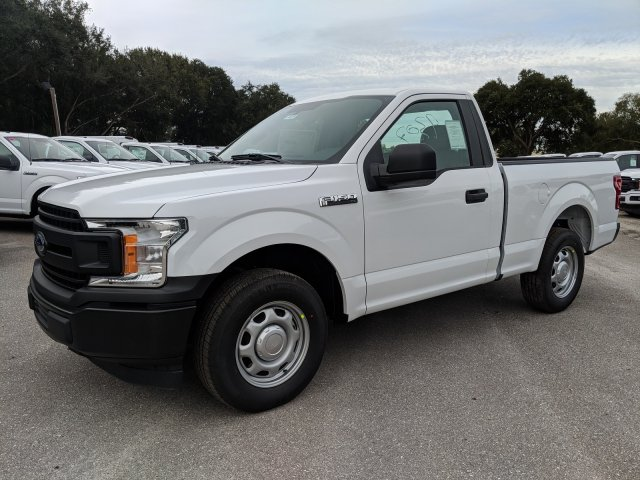 2018 F-150 Regular Cab 4x2,  Pickup #J8477 - photo 6