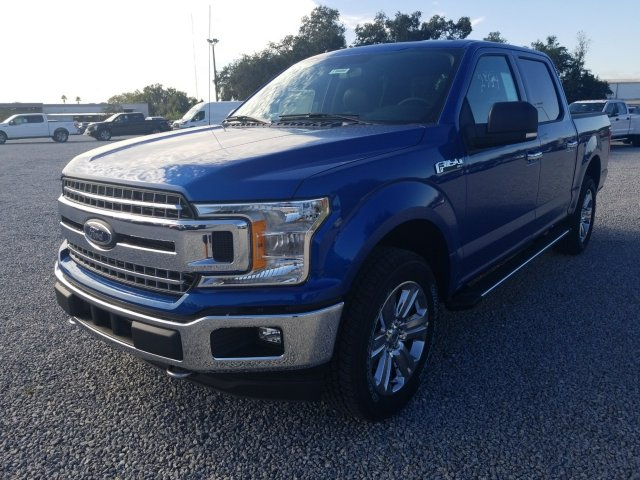 2018 F-150 SuperCrew Cab 4x4,  Pickup #J8480 - photo 6