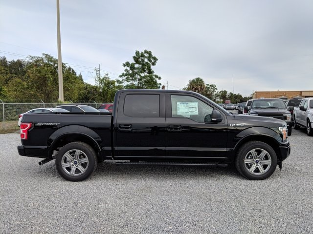 2018 F-150 SuperCrew Cab 4x2,  Pickup #J8494 - photo 3