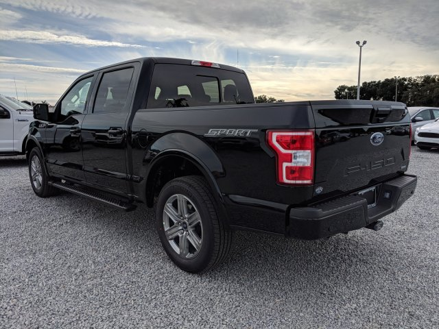 2018 F-150 SuperCrew Cab 4x2,  Pickup #J8494 - photo 5