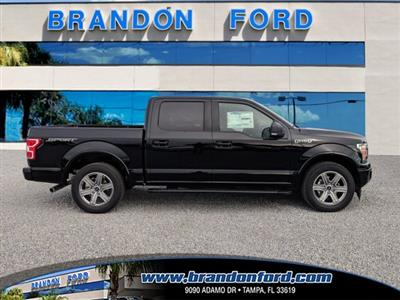 2018 F-150 SuperCrew Cab 4x2,  Pickup #J8494 - photo 1