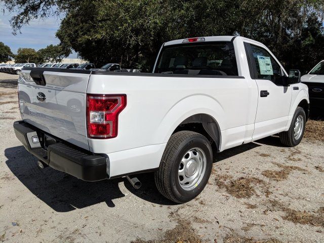 2018 F-150 Regular Cab 4x2,  Pickup #J8496 - photo 2