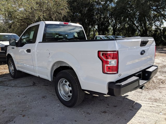 2018 F-150 Regular Cab 4x2,  Pickup #J8496 - photo 4