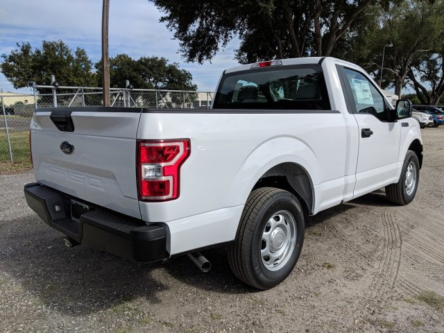 2018 F-150 Regular Cab 4x2,  Pickup #J8497 - photo 2