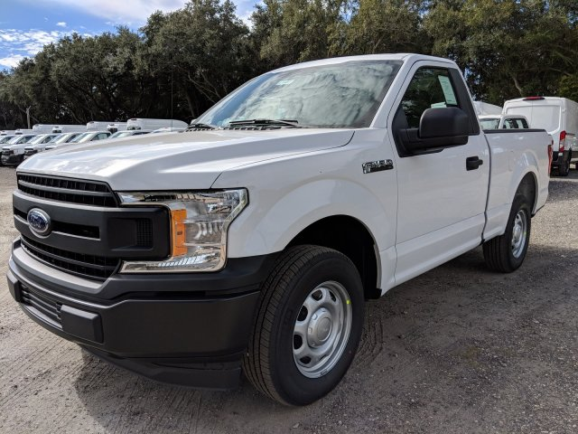 2018 F-150 Regular Cab 4x2,  Pickup #J8497 - photo 5