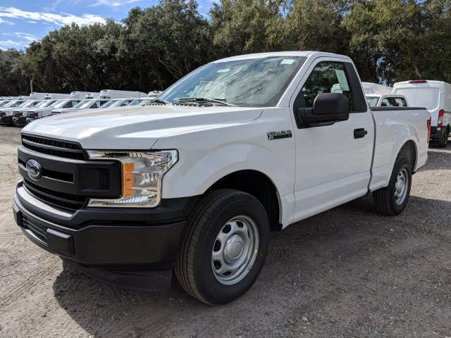 2018 F-150 Regular Cab 4x2,  Pickup #J8506 - photo 5