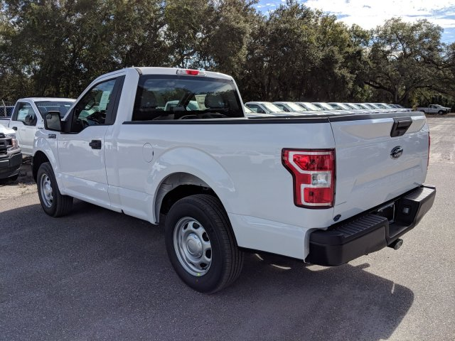 2018 F-150 Regular Cab 4x2,  Pickup #J8507 - photo 4