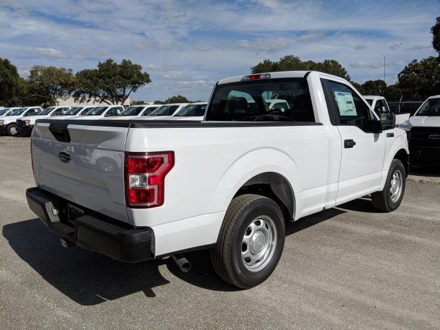 2018 F-150 Regular Cab 4x2,  Pickup #J8508 - photo 2