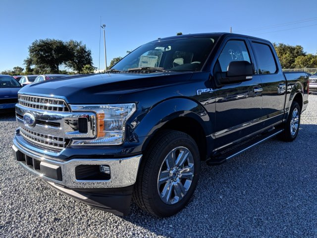 2018 F-150 SuperCrew Cab 4x2,  Pickup #J8522 - photo 5