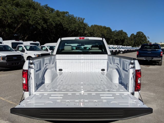 2018 F-150 Regular Cab 4x2,  Pickup #J8540 - photo 10