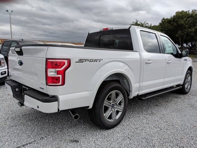 2018 F-150 SuperCrew Cab 4x2,  Pickup #J8541 - photo 2