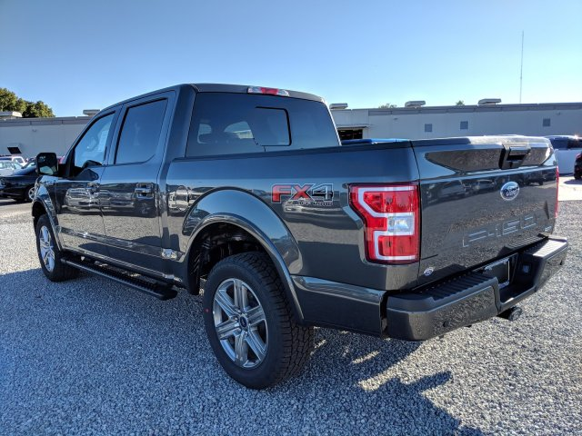 2018 F-150 SuperCrew Cab 4x4,  Pickup #J8545 - photo 4