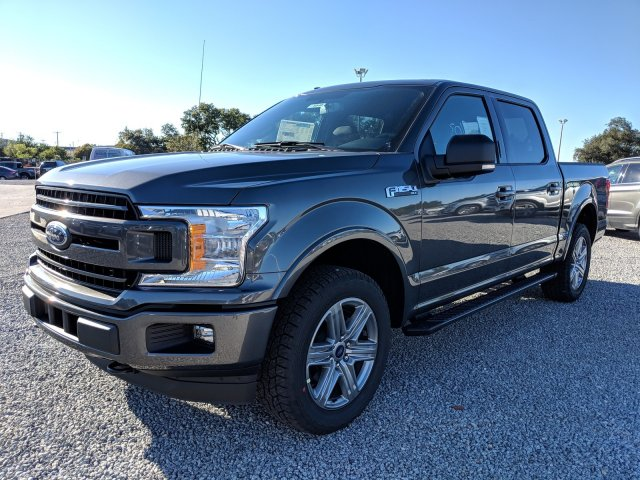 2018 F-150 SuperCrew Cab 4x4,  Pickup #J8545 - photo 5