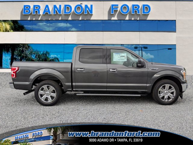 2018 F-150 SuperCrew Cab 4x2,  Pickup #J8547 - photo 1