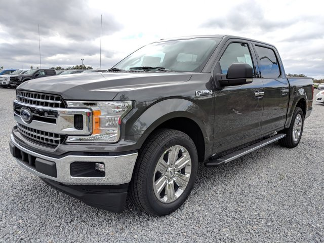 2018 F-150 SuperCrew Cab 4x2,  Pickup #J8547 - photo 5