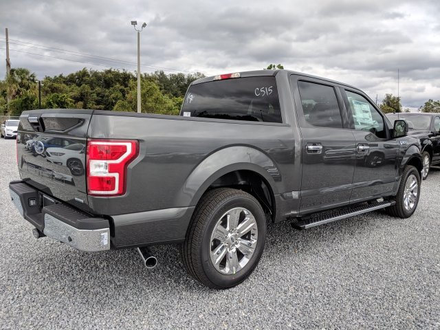 2018 F-150 SuperCrew Cab 4x2,  Pickup #J8548 - photo 2