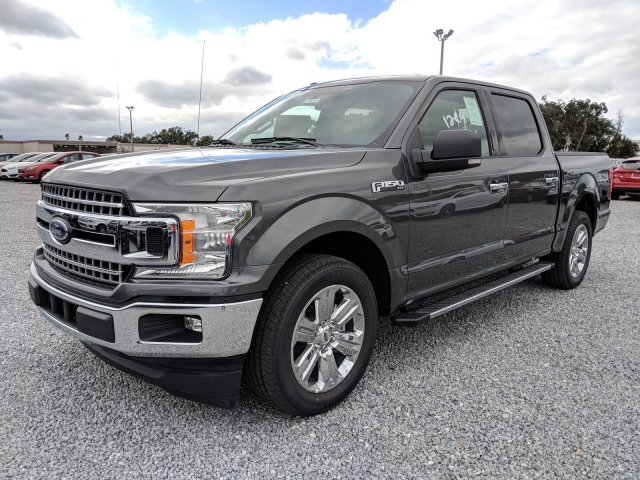 2018 F-150 SuperCrew Cab 4x2,  Pickup #J8548 - photo 5