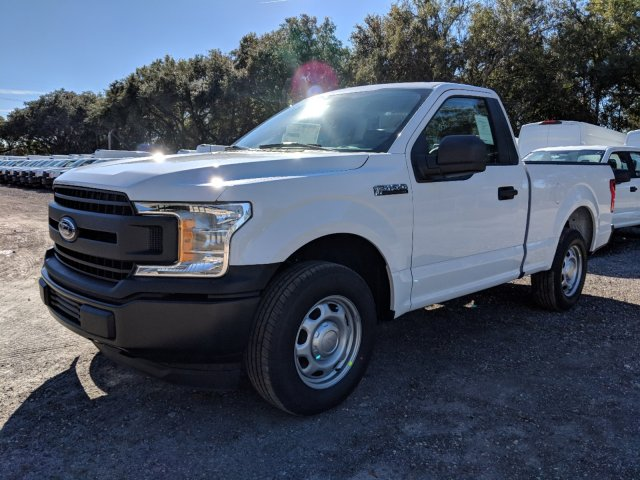 2018 F-150 Regular Cab 4x2,  Pickup #J8559 - photo 5