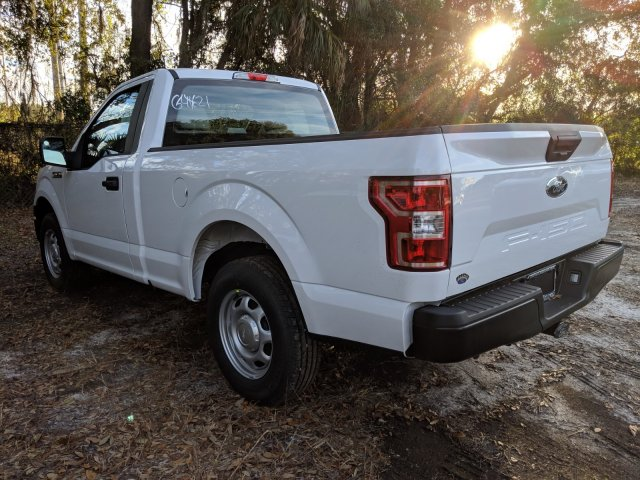 2018 F-150 Regular Cab 4x2,  Pickup #J8563 - photo 4