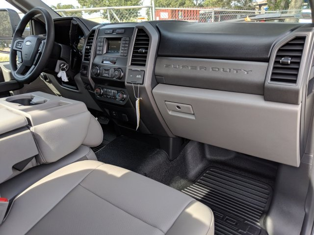 2019 F-350 Regular Cab DRW 4x2,  Cab Chassis #K0076 - photo 12
