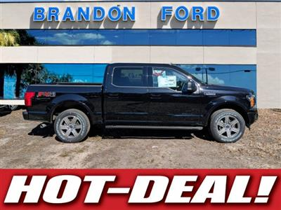 2019 F-150 SuperCrew Cab 4x4,  Pickup #K0583 - photo 1