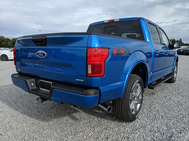 2019 F-150 SuperCrew Cab 4x4,  Pickup #K0708 - photo 2