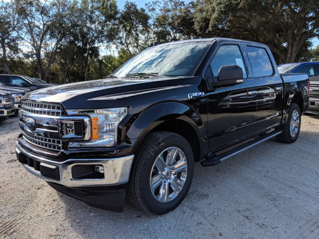 2019 F-150 SuperCrew Cab 4x2,  Pickup #K0724 - photo 5